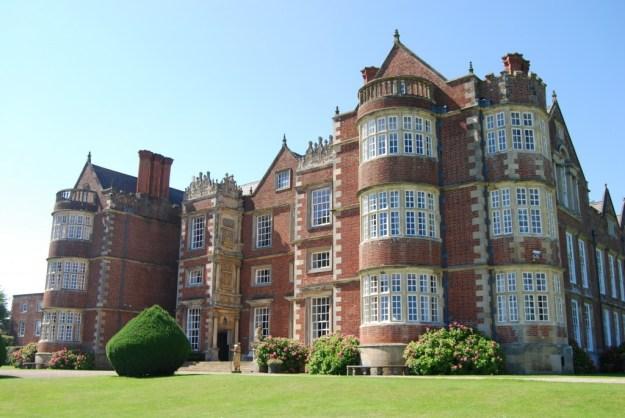 Burton Agnes Hall, East Yorkshire