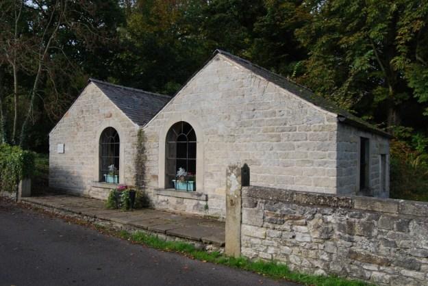 Bath Houses, Stoney Middleton, Derbyshire