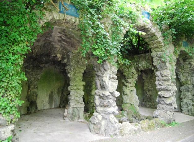 Royal Well, Matlock Bath, Derbyshire