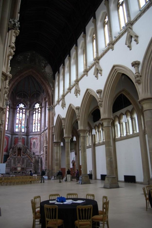 Monastery of St Francis, Gorton, Manchester (2009)