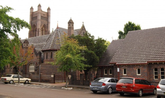 St Peter's Anglican Cathedral, Armidale, New South Wales, Australia