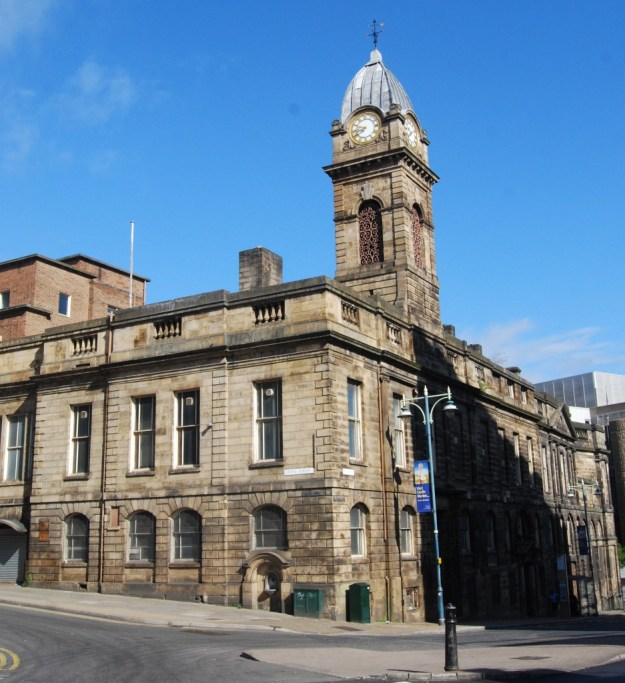 Old Town Hall, Sheffield