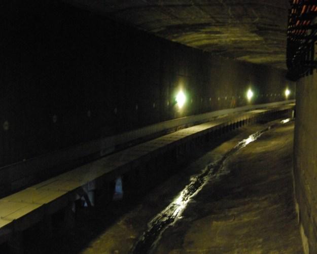 Mersey Tunnel Queensway:  Central Avenue