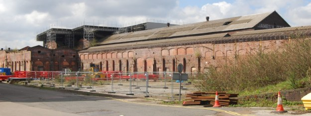 Soho Foundry, Smethwick, West Midlands