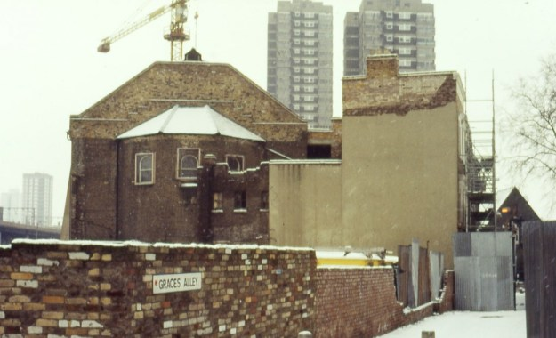 Wilton's Music Hall, Grace's Alley, Tower Hamlets, London (1985)