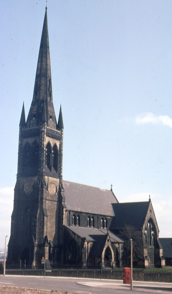 All Saints' Church, Ellesmere Road, Sheffield (1976)