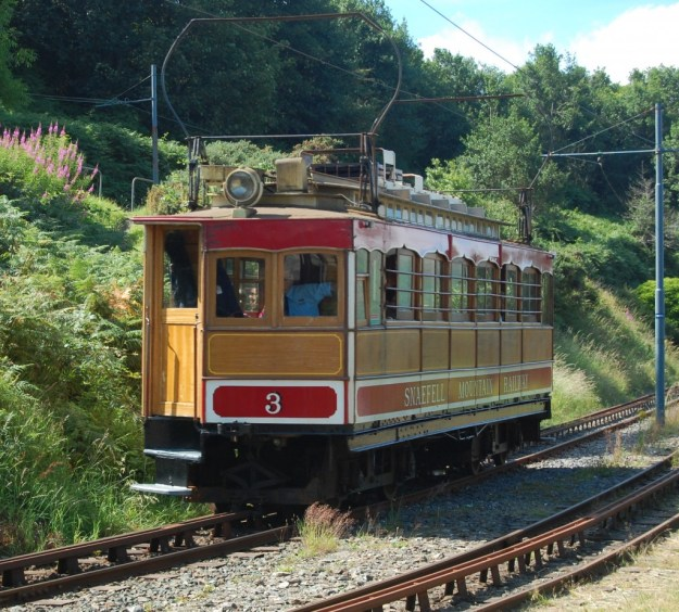 Snaefell Mountain Railway 3