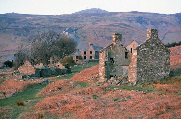 Porth-y-Nant, Gwynedd (1979)