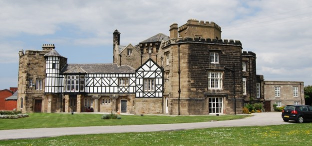 Leasowe Castle, Cheshire