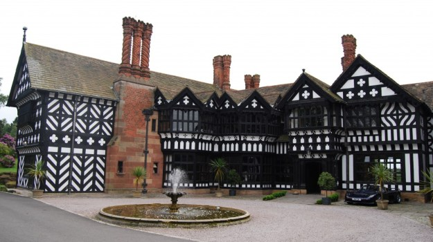 Hill Bark, Frankby, Cheshire