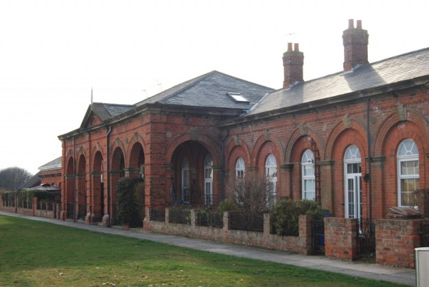 Former Hornsea Railway Station
