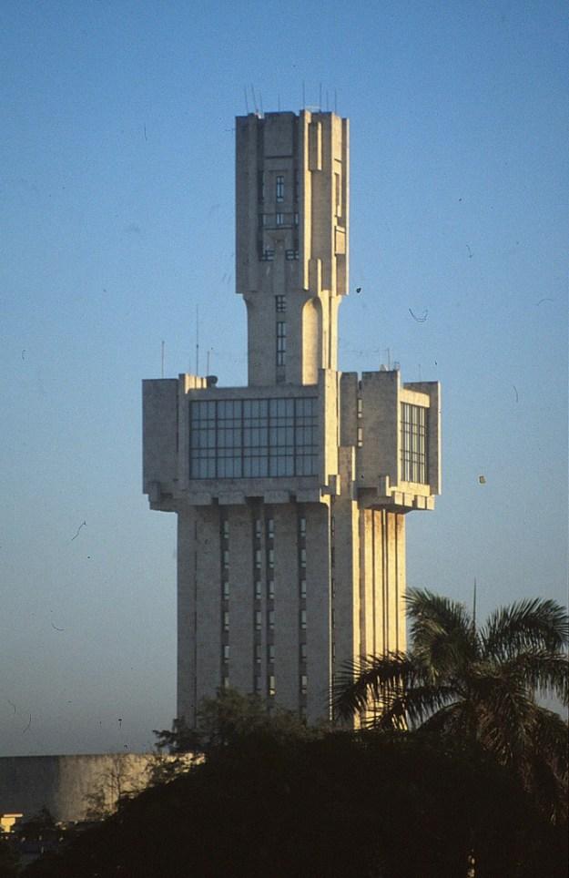 Former Soviet Embassy, Havana, Cuba