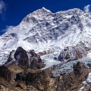 The Summit of Makalu