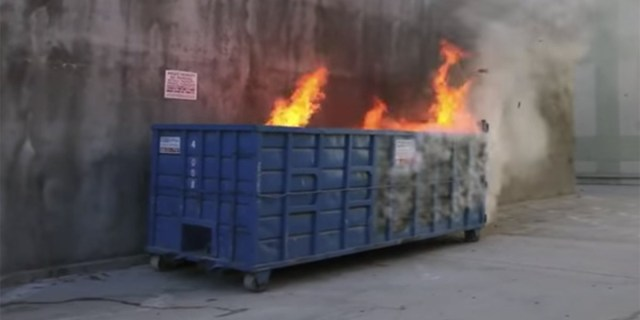 2016: The Dumpster Fire of Dumpster Fires