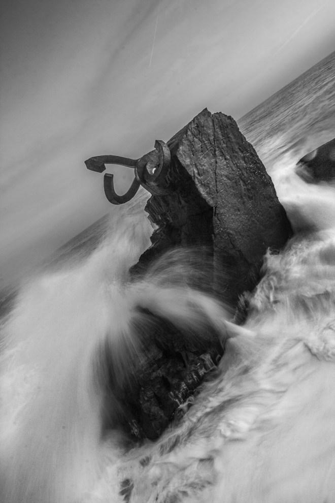 foto 4 del Peine del viento Mikel Uzkudun Carrizo