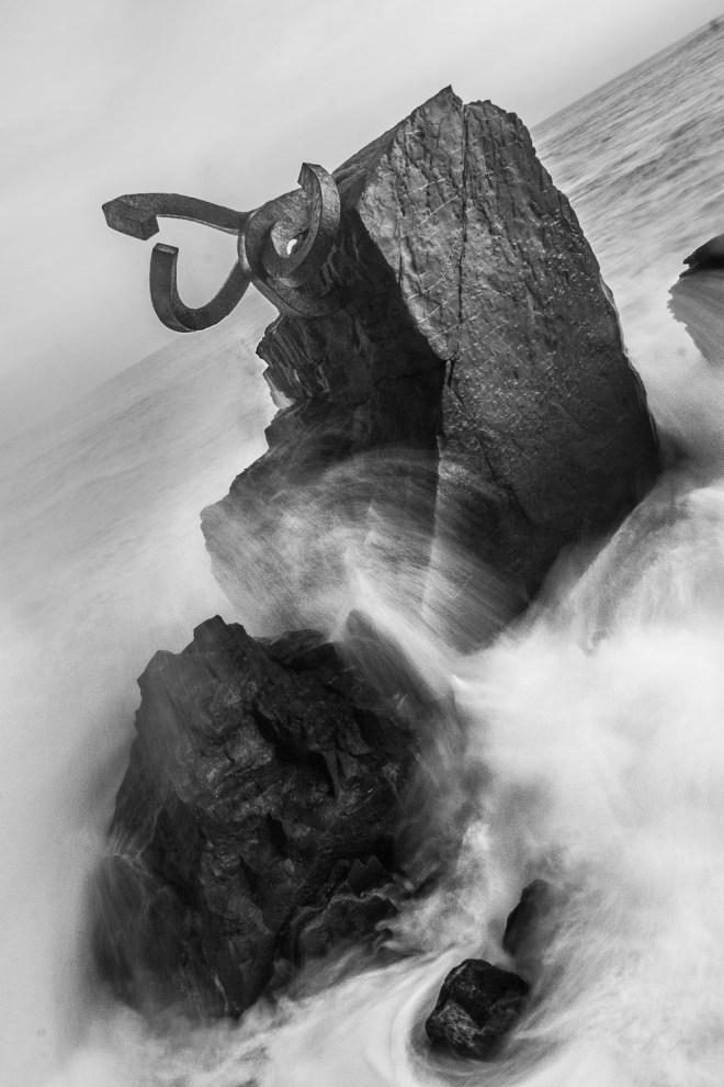 foto 5 del Peine del viento Mikel Uzkudun Carrizo