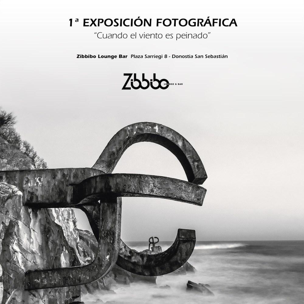 Exposición fotográfica en el Zibbibo Lounge Bar de Mikel Uzkudun Carrizo