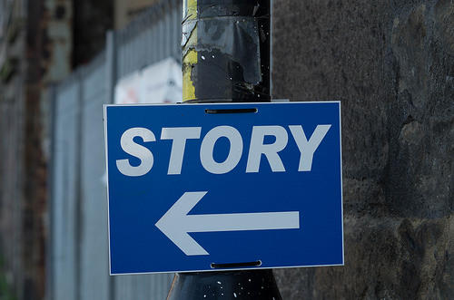 Linked – Gather 'Round for a Story: Daily Stories Are Taking over Newsfeeds