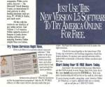 AOL Marketing 1992