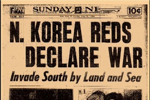 Image result for north korea invaded south korea 1950