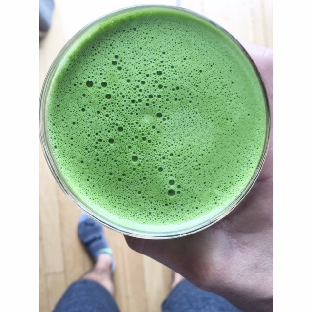 Matcha Latté Recipe