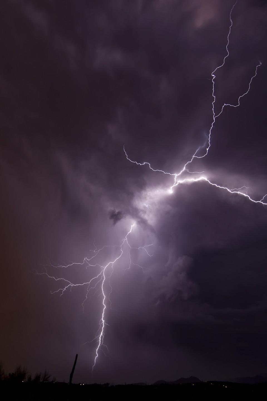 Tucson Arizona Lightning
