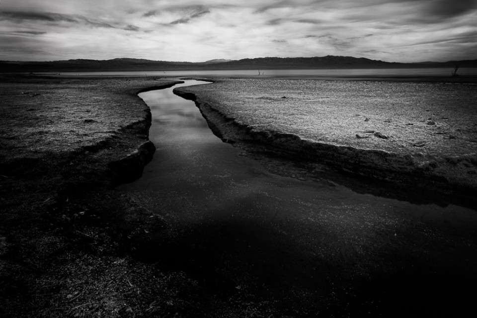 Tributary - The Salton Sea