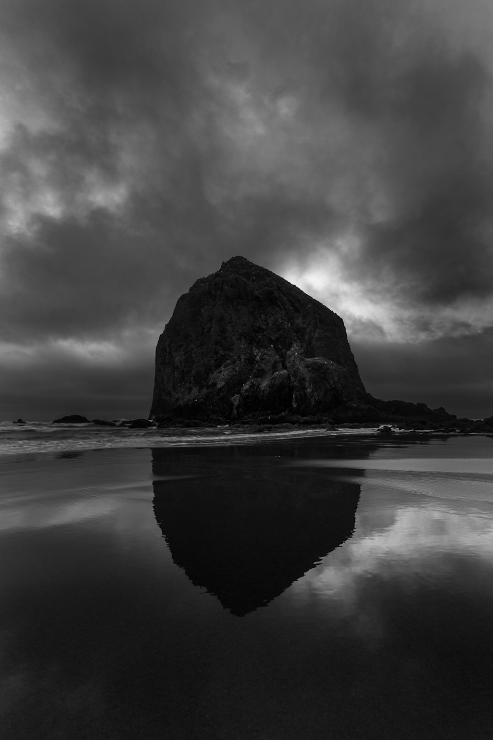 The Rock - Canon Beach - Haystack Rock