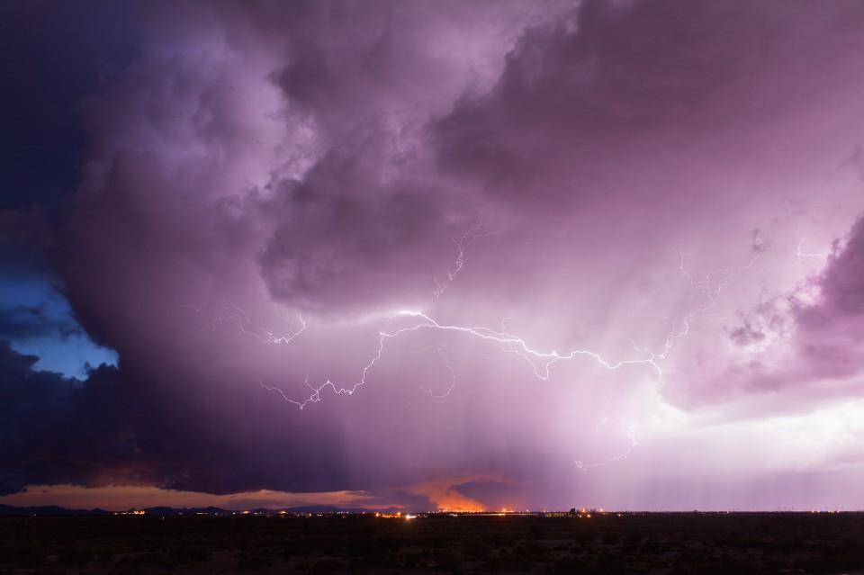 Palo Verde Lightning