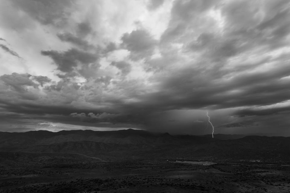 Thunder over the Bradshaws