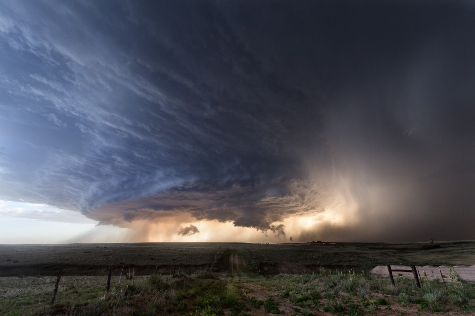 First view of the Booker Supercell