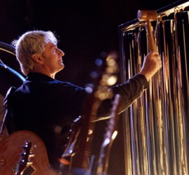 Mike Oldfield plays Tubular Bells