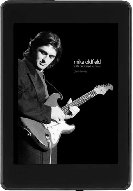 Mike Oldfield eBook