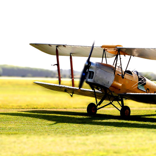 WWI & WWII Vintage Aircraft
