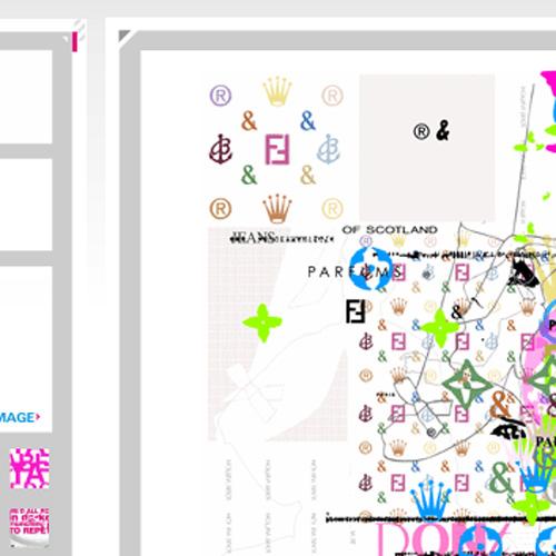 Design Exhibition Micro Site