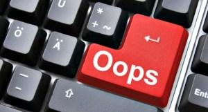 Scientology Internet Fail