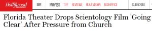 The Latest Scientology PR Foolery