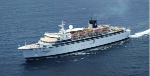 "Freewinds ""Religious Retreat"""