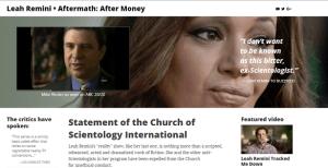 Scientology Dead Agents* Itself