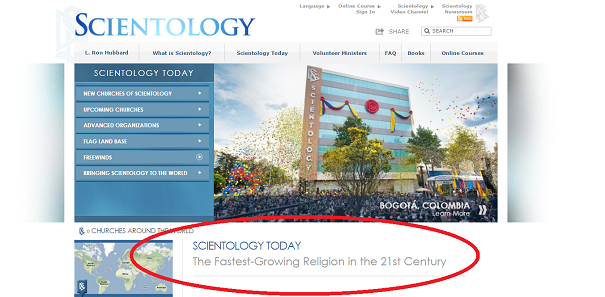 FastestGrowing Religion In The St Century UK Edition - The fastest growing religion