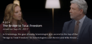 Scientology's Response to S2 Special Episode 1