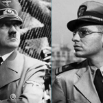 L. Ron Hubbard and Adolf Hitler?