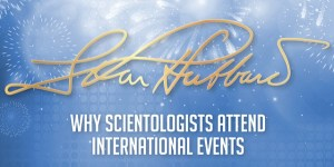 Scientology Events
