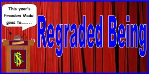 Regraded Being