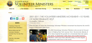 Volunteer Minister Vultures