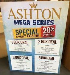 Ashton Mega Series Special