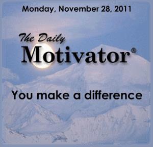 Daily Motivator