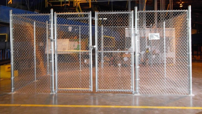 6 Gauge Chain Link Fence