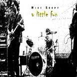 A Little Fun / October Sun - CD Single cover (1997)