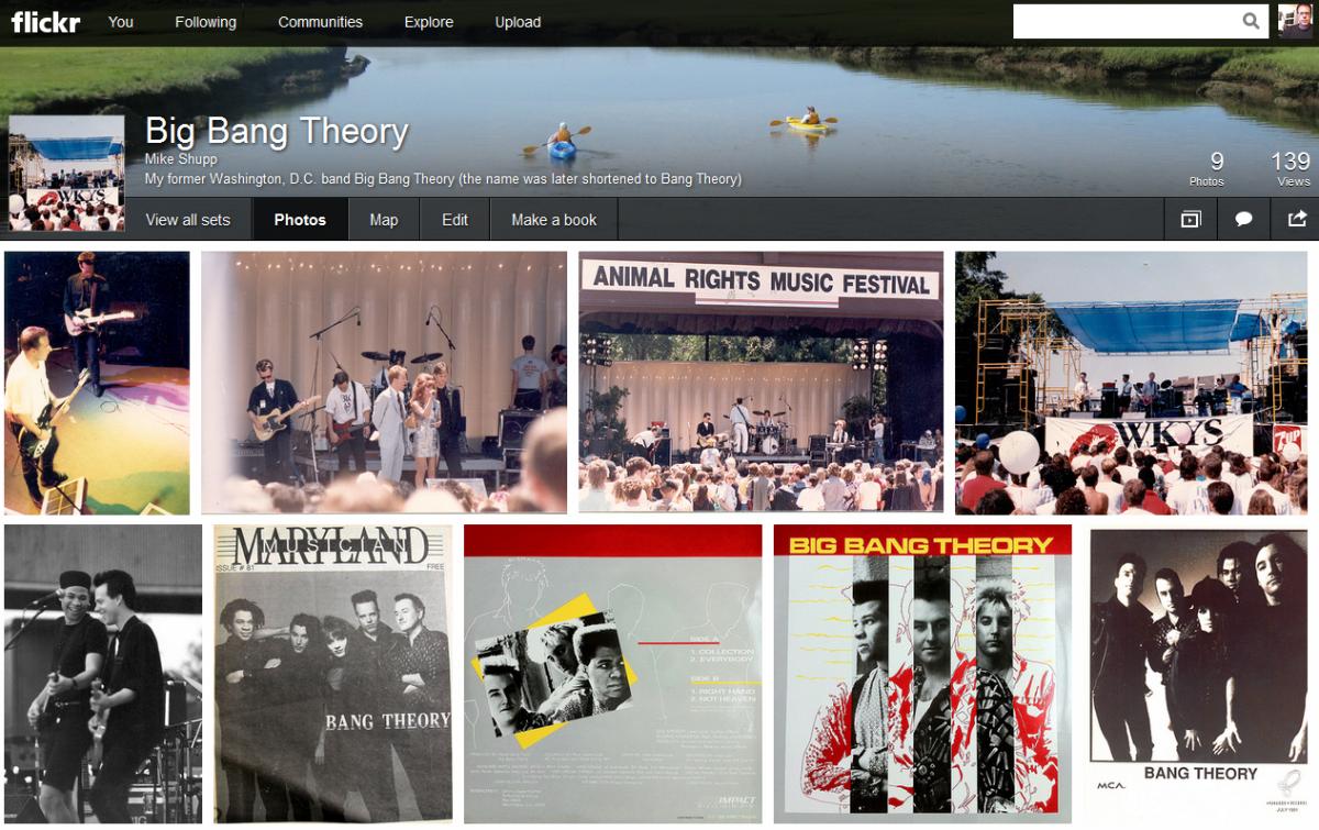 Big Bang Theory - a set on Flickr